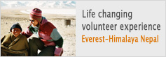 volunteering himalaya